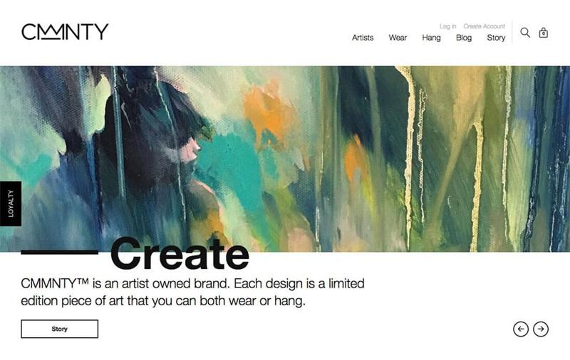 平度网页设计公司中2017年5个网页设计风格趋势c