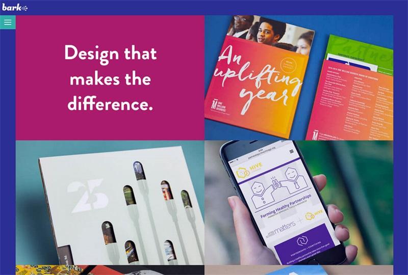 平度网页设计公司中2017年5个网页设计风格趋势d
